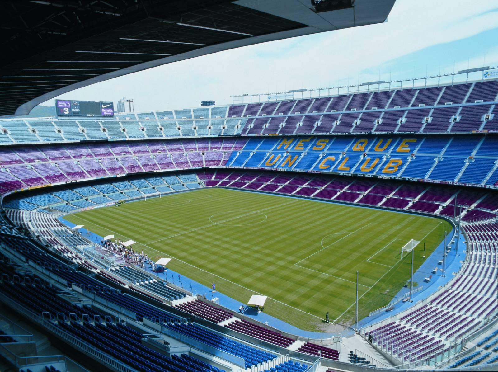 Barcelona. Camp Nou (2) © Imagen M.A.S