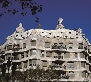 Barcelona - Cultura - Casa Milà La Pedrera © L. Bertran Turisme de Barcelona