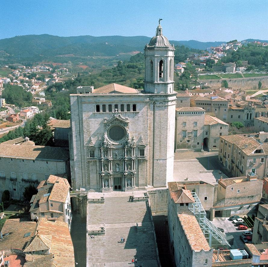 Girona - Costa Brava - Katalonien © Ajuntament de Girona. J.M. Oliveras