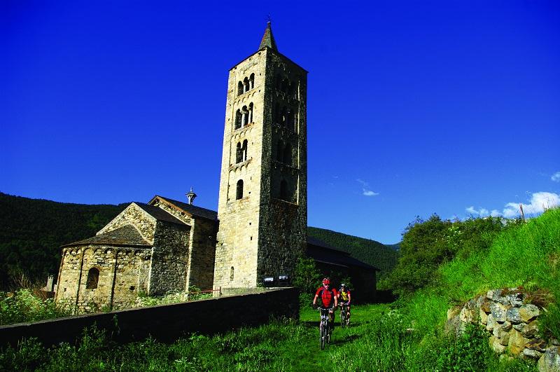 Pirineus. BTT a les Valls d' Aneu © Consorci de Turisme de la Vall D'Àneu