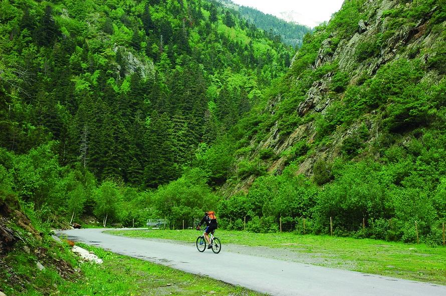 Pirineus. Carrera del Fornet a Esterri d'Àneu © Consorci de Turisme de la Vall d'Àneu