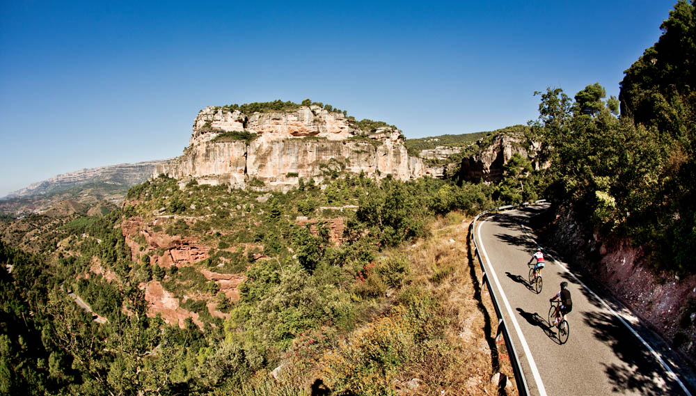 Radfahren in Katalonien