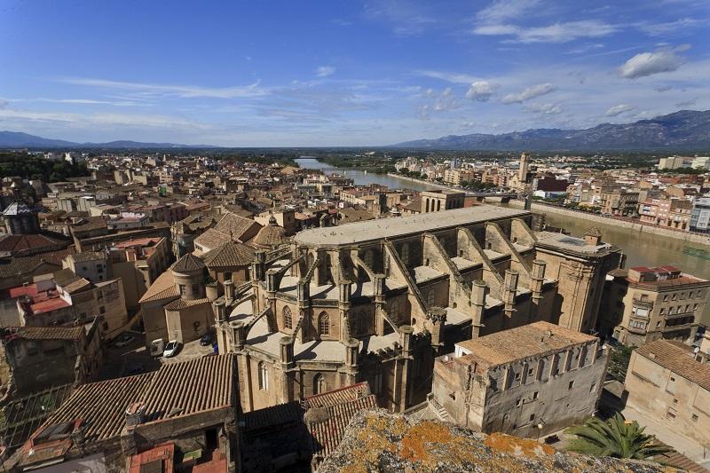 Tortosa ©  Patronat de Turisme de la Diputació de Tarragona - Terres de l'Ebre
