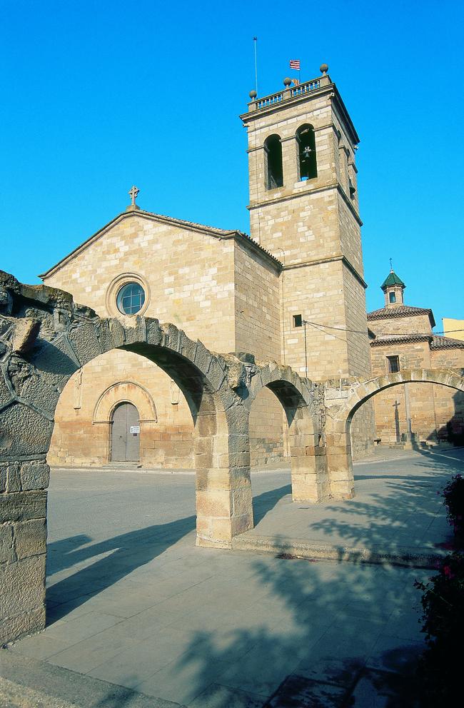 Església de Sant Pau de Narbona, Anglesola © Servicios Editoriales Georama