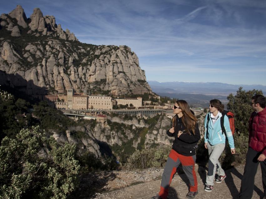 Montserrat - Katalonien © Daniel Julian