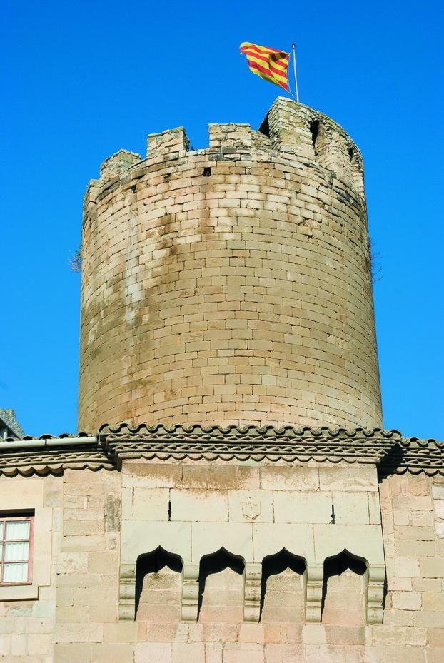 Castell de Verdú © Servicios Editoriales Georama