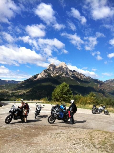 Motorradtour in den Pyrenäen © Catalan Tourist Board