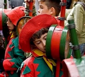 Pirineus - Festes - Berguedá - Patum© Consell Comarcal del Berguedà