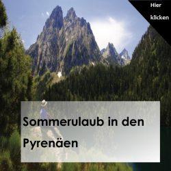 Sommerulaub in den Pyrenäen