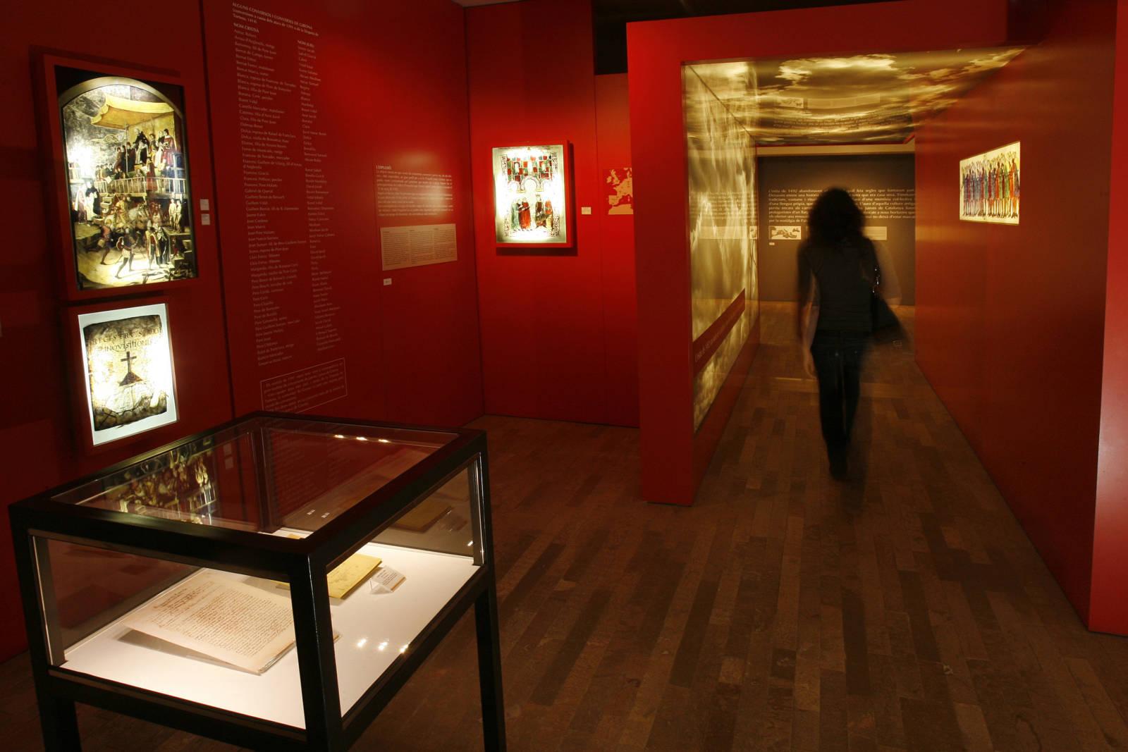 Das Museum für Jüdische Geschichte © Aniol Resclosa. Patronat Call de Girona