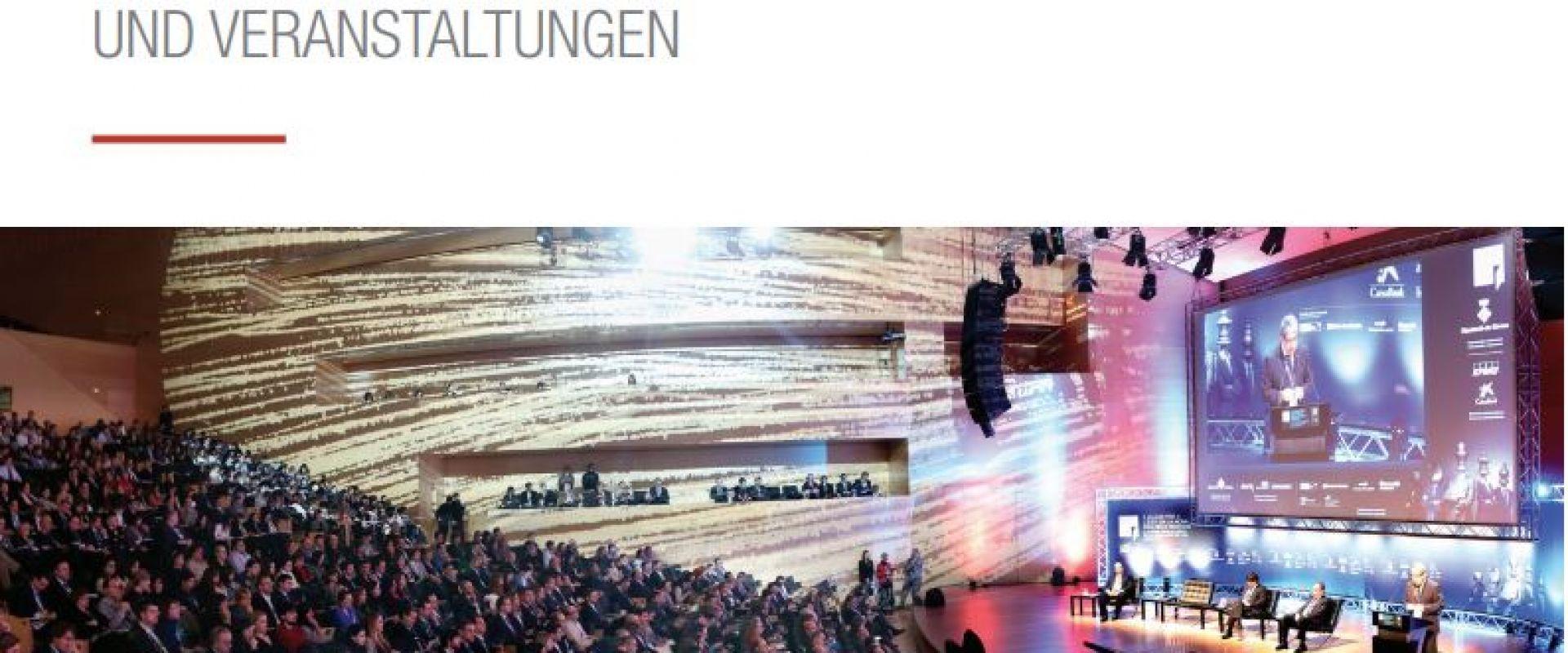 Katalonien Congresse