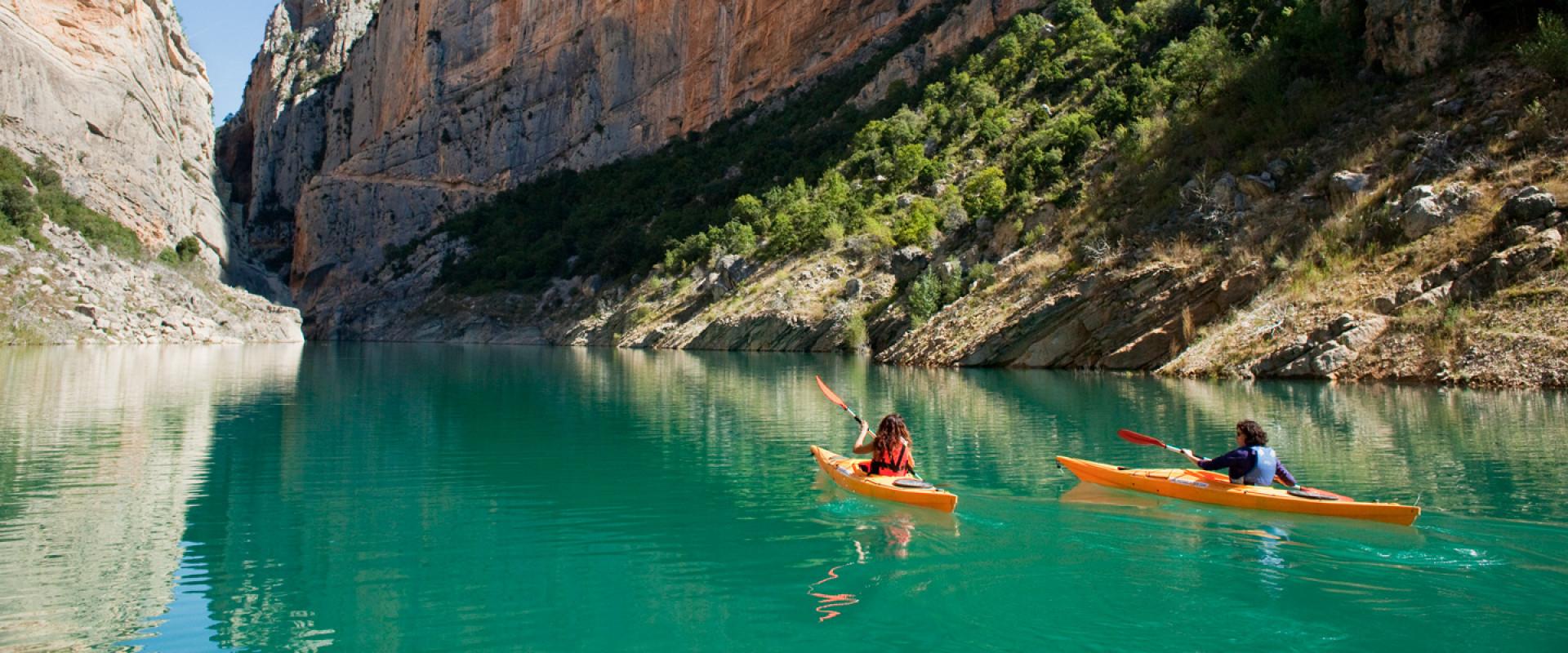 Das Abenteuer ruft in den Pyrenäen