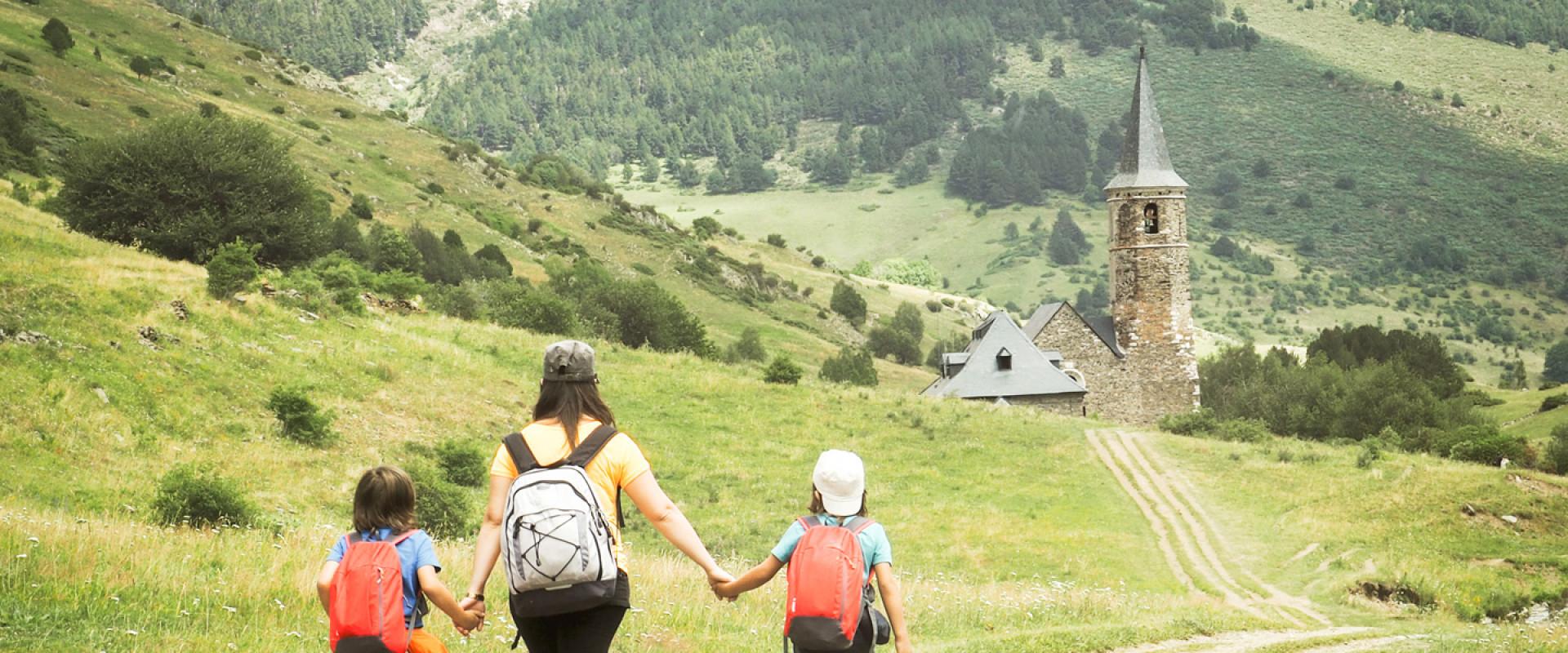 Familienurlaub in den Pyrenäen