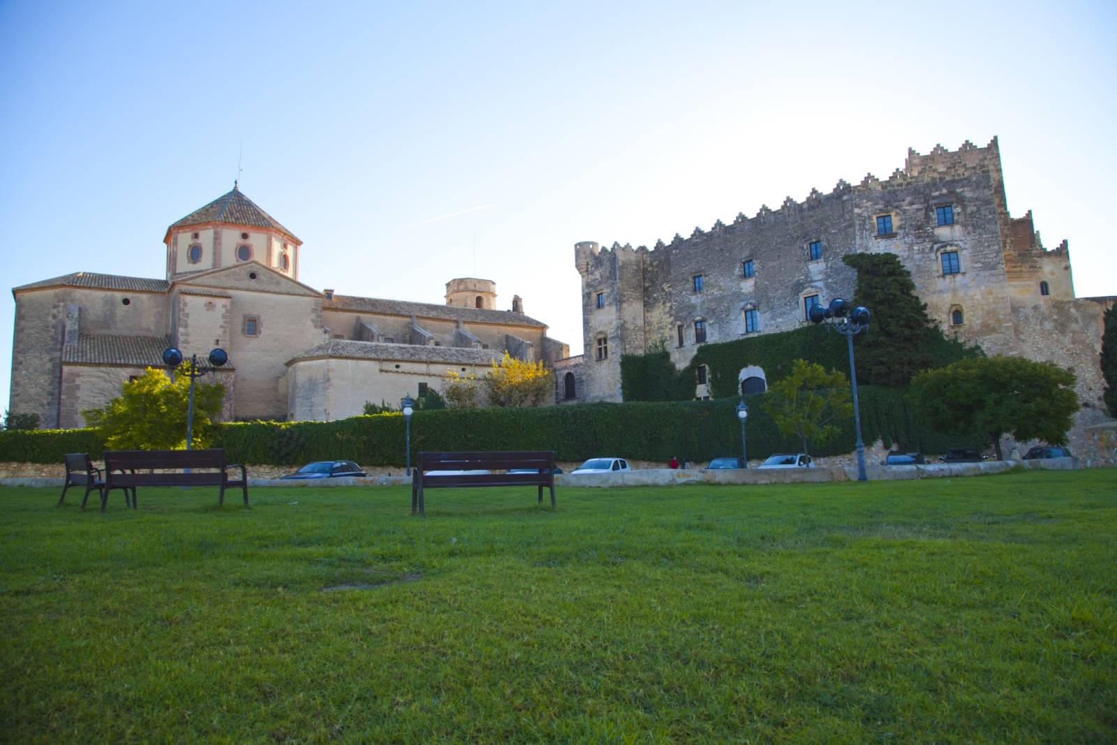 Burg von Altafulla