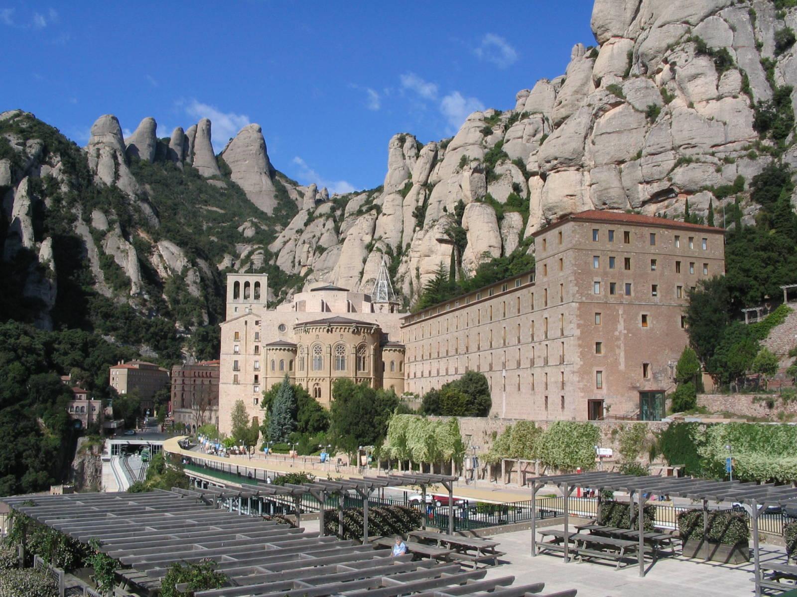Monestir de Montserrat © Abadia de Montserrat