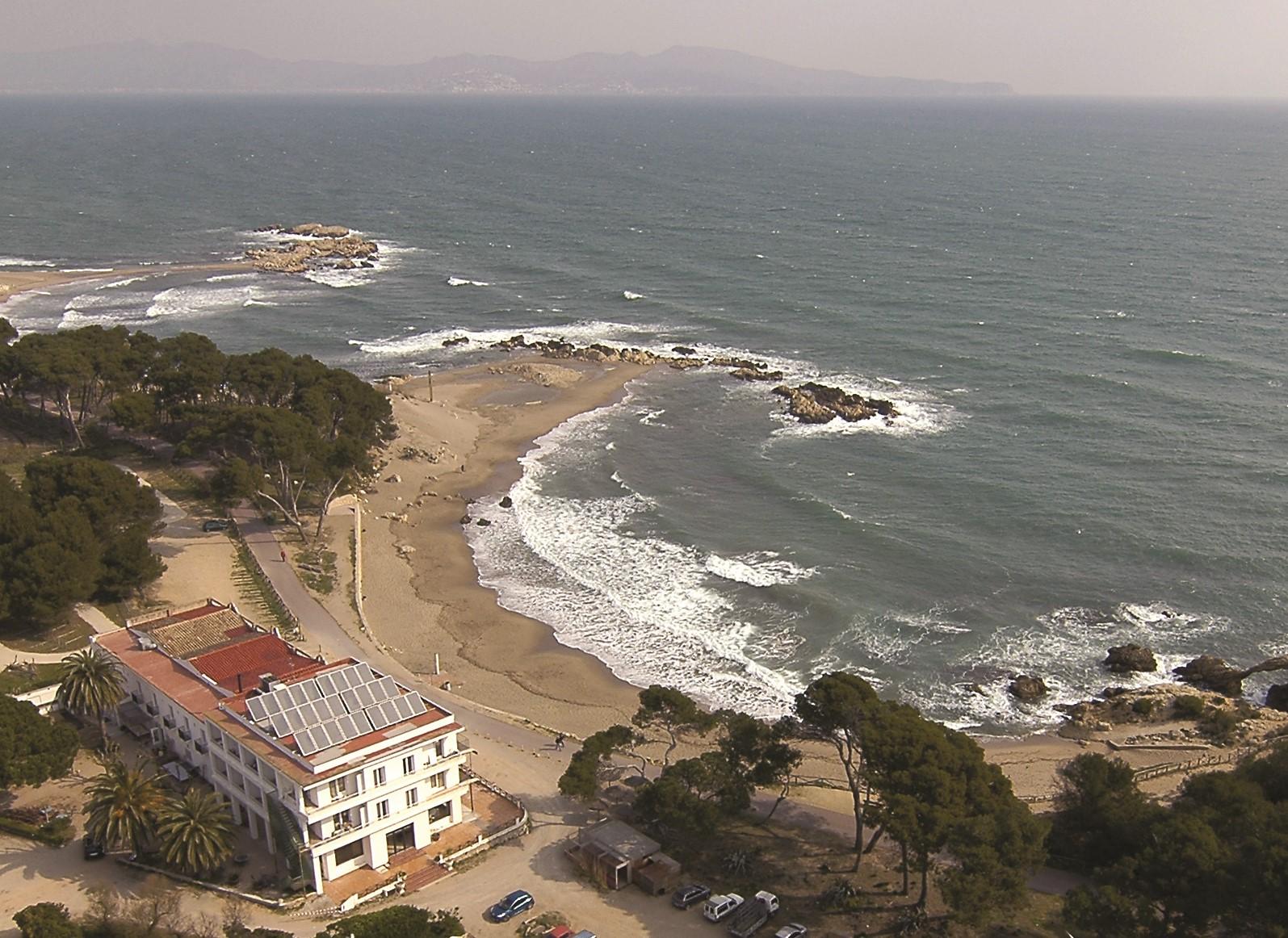 Portitxol Strand in Costa Brava