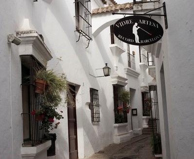 das poble espanyol am montj ic ein bummel durch die regionen und epochen der spanischen. Black Bedroom Furniture Sets. Home Design Ideas